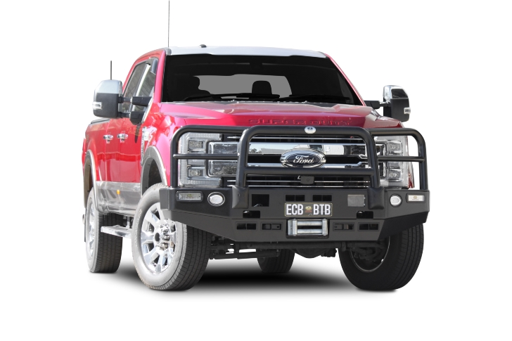 Big Tube Bar® Winch Compatible with Bumper Lights (code: BF29SY)