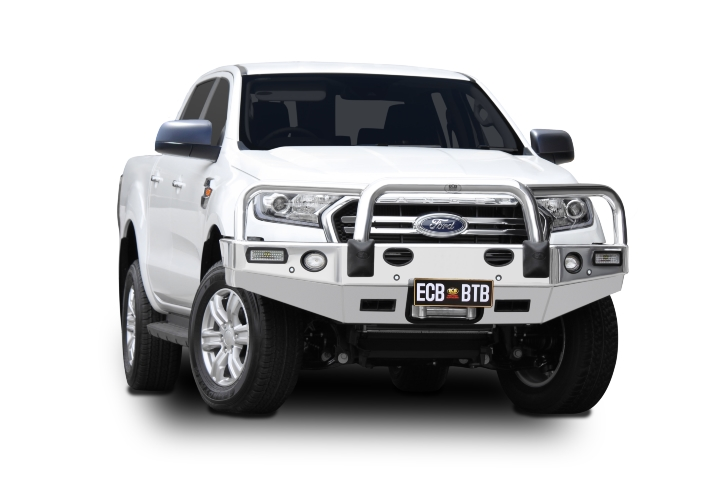 Big Tube Bar® Winch Compatible with Bumper Lights (code: EAF181SY)